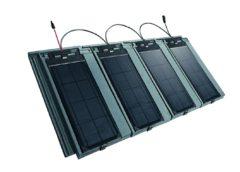 Tašky se solárním modulem
