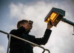 Chytré pouliční osvětlení