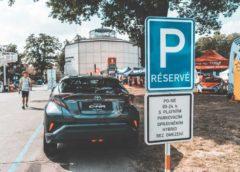 parkování hybrid