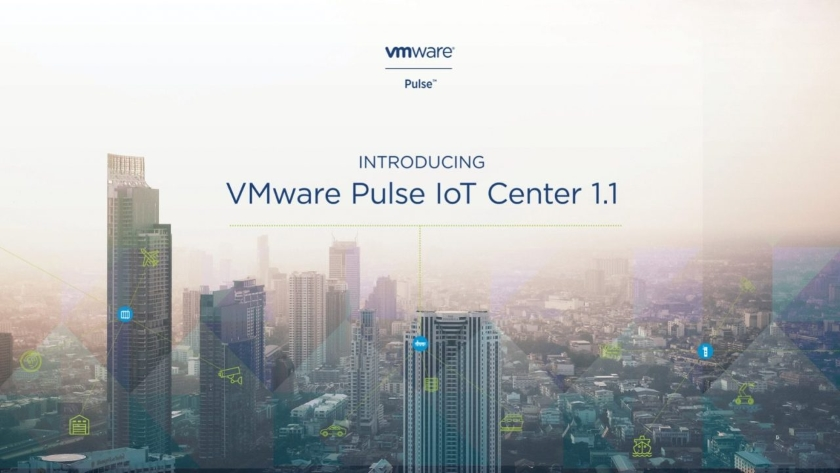 VMware Pulse IoT Center