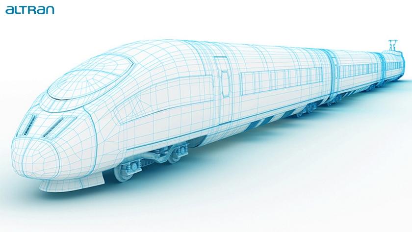 Altran rail IoT