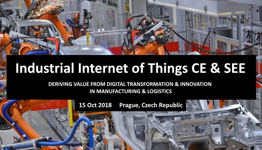 Industrial Internet of Things CE & SEE