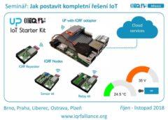 Jak postavit kompletní řešení IoT