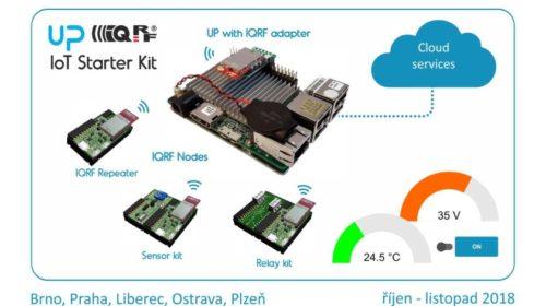 Semináře: Jak postavit kompletní řešení IoT