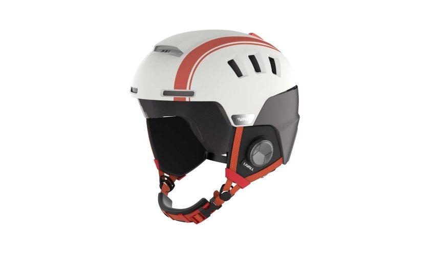 Chytrá lyžařská přilba Livall RS1