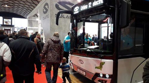 Konference Elektrické autobusy pro město VII