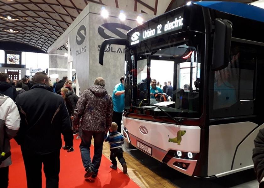 Elektrické autobusy pro město VII