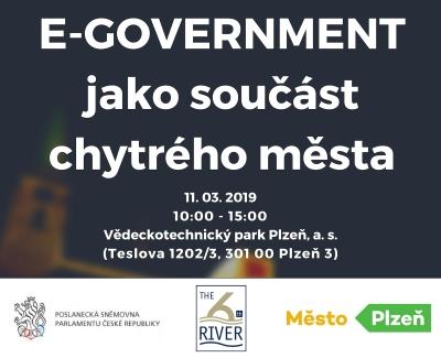 E-GOVERNMENT konference