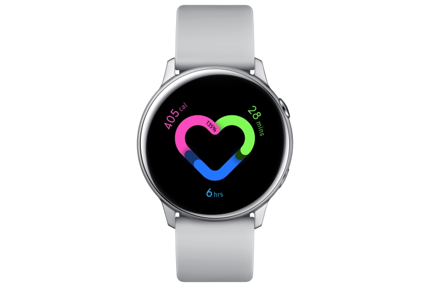 Galaxy Watch Active Silver