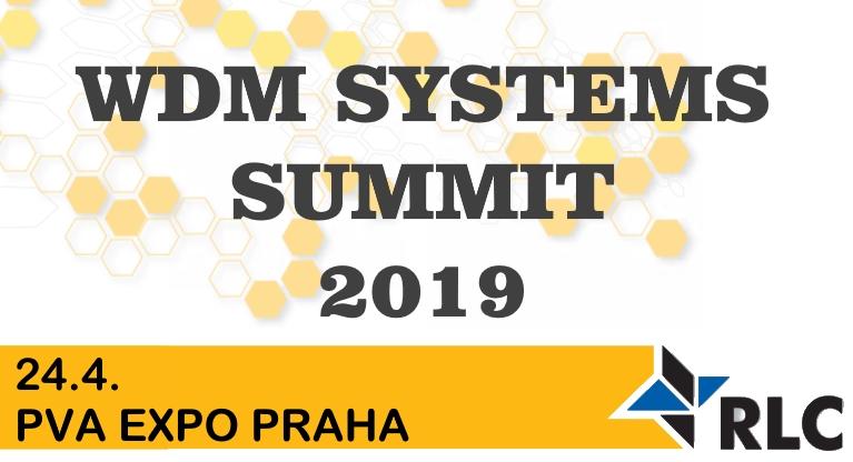 wdm systems summit 2019