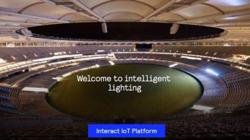 Software Interact Pro odemyká sílu IoT propojeného osvětlení malým a středním podnikům