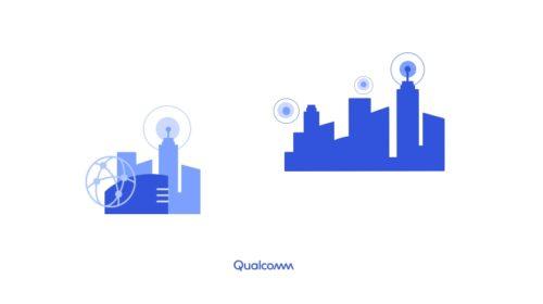Qualcomm spustil program Smart Cities Accelerator