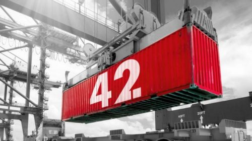 Rotterdamský přístav zahájil projekt inteligentní kontejner