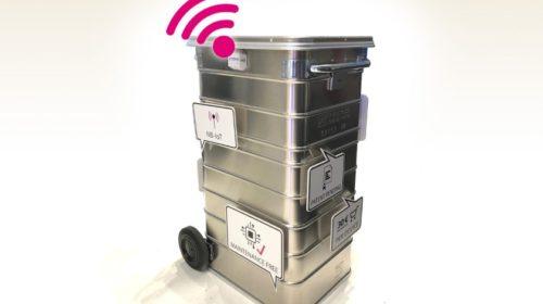 Inteligentní kontejnery pro citlivé dokumenty