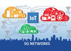 IoT 5G networks