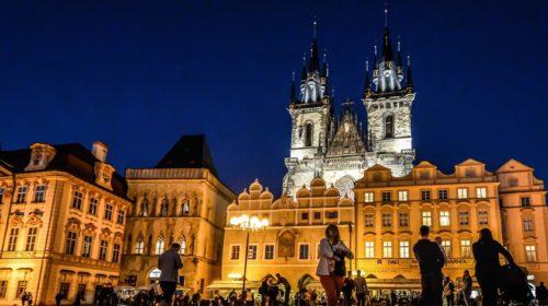 Praha chystá do parků chytré lampy