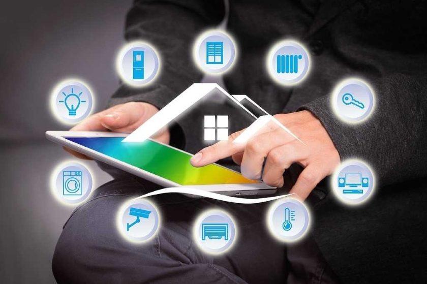 smart home domácnost