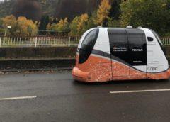 V Londýně budou testovat vozidla s autonomním řízením