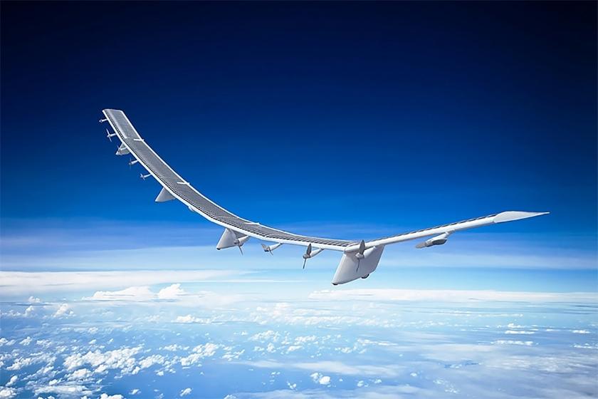 IoT drone Softbank