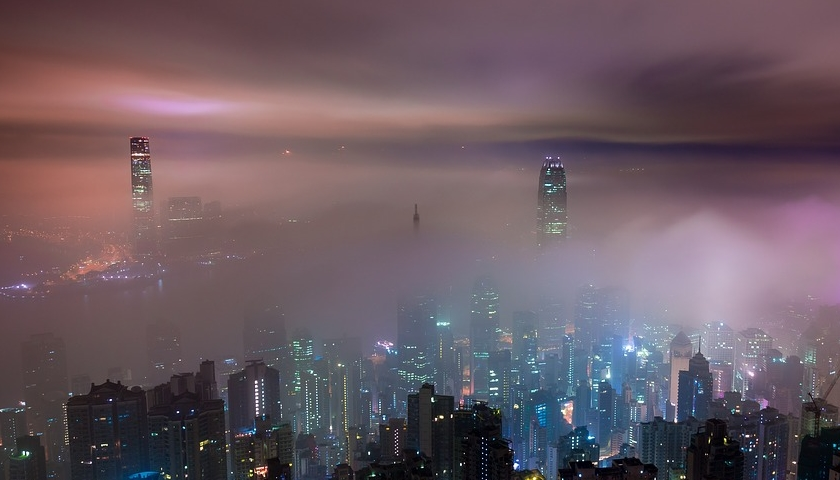 hong kong smart city