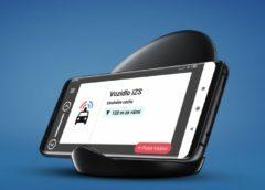 Aplikace umožňující komunikaci vozidel a infrastruktury