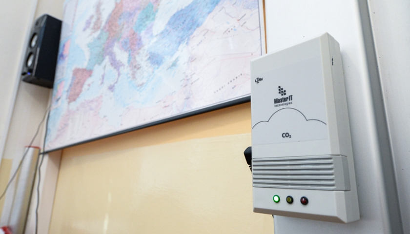 CO2 senzor IOT