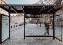 Praha testuje chytré zastávky