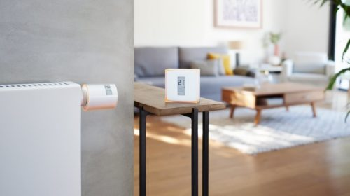 Inteligentní termostatické hlavice umí detekovat otevřená okna