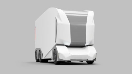 Einride musí najmout prvního člověka pro autonomní dopravu