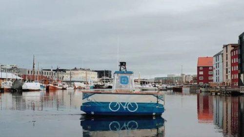 Ericsson a NTNU zavádějí v Norsku autonomní trajekt