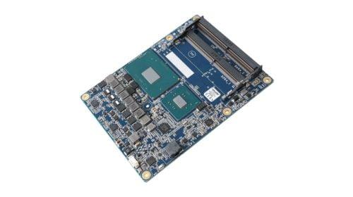 Robustní modul COM Express Type 6 pro edge computing s procesorem Intel Xeon E3-1500 v6