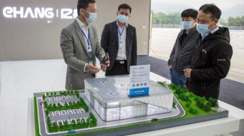 EHang postaví v Číně první e-port na světě