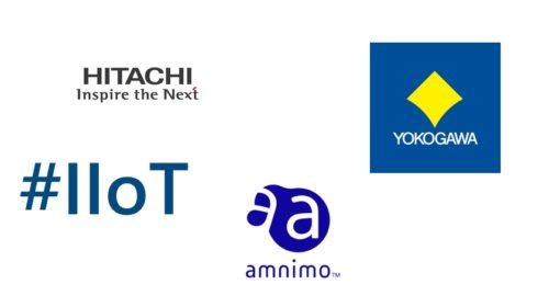 IIoT: Hitachi Capital, Yokogawa a amnimo uzavřeli partnerství