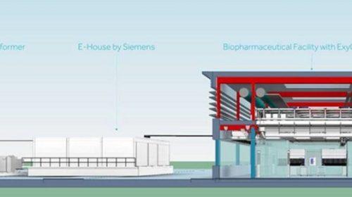 Siemens a Exyte spojují své síly pro výstavbu inteligentních biotechnologických zařízení