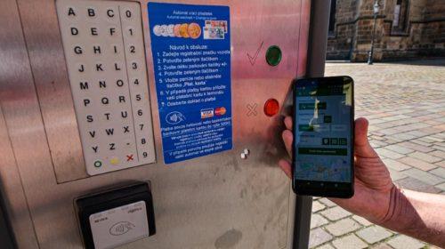 Plzeň má nový systém parkování v centru města