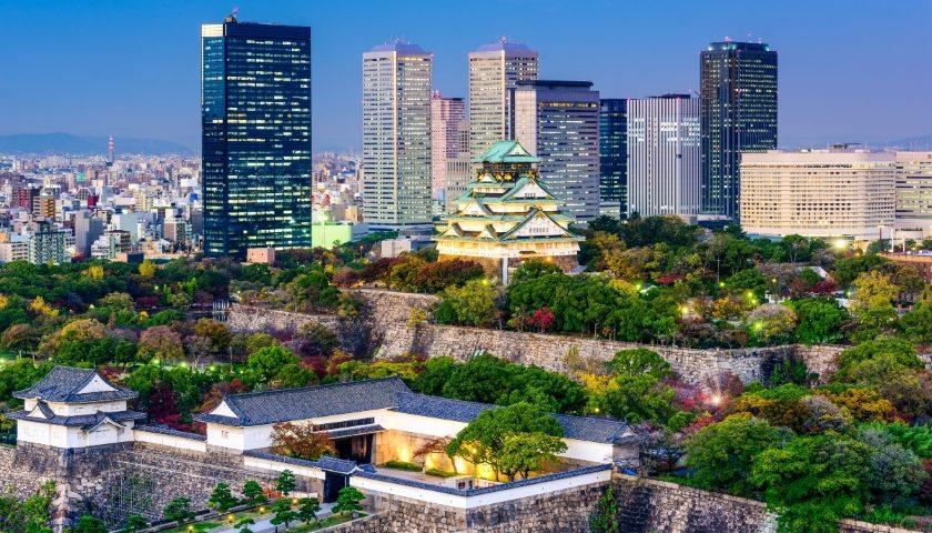 Osaka smart city