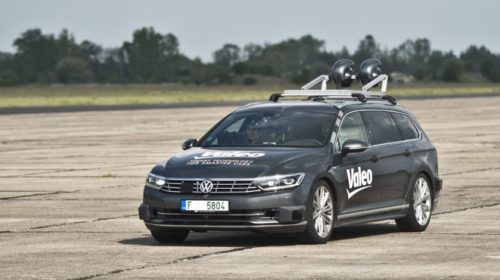 České patenty se uplatňují v autonomní dopravě