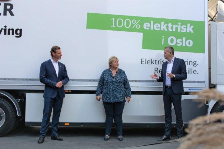 Oslo Volvo FL Electric