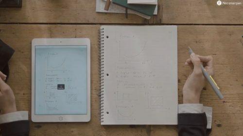 Chytré pero převádějící text z papíru do digitální podoby