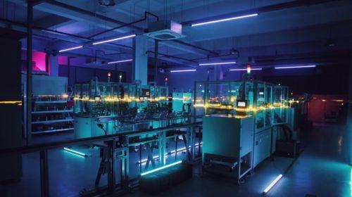 Inteligentní továrna Smart Factory překonává hranice rychlosti sání