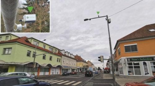 Rakousko buduje testovací prostředí vybavené lidarem